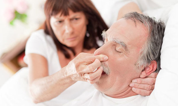 dental medicine provider no more snoring angry spouse