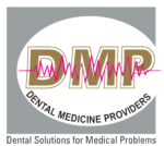dental medicine providers logo image for no more snoring site
