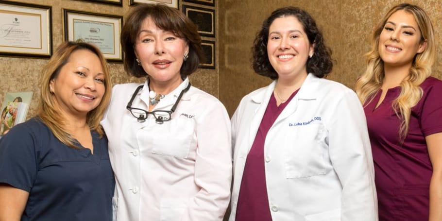 dental medicine providers team